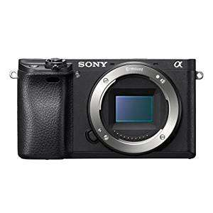 Amazon Blitzangebot: Sony Alpha 6300 E-Mount Systemkamera (24.2 Megapixel, 7,5 cm (3 Zoll) Display, XGA OLED Sucher) schwarz