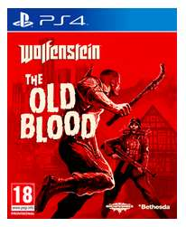 (Game.co.uk) Wolfenstein: The Old Blood (PS4) für 11,37€