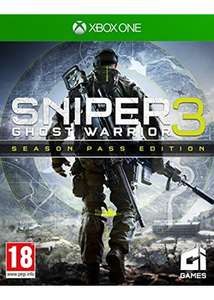 Sniper: Ghost Warrior 3 Season Pass Edition (Xbox One) für 29,51€ (Base.com)