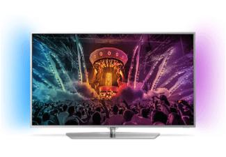Philips 55PUS6551 TV (55'' UHD Direct-lit Dimming HDR, 100Hz nativ, 2seitiges Ambilight, Triple Tuner, 4x HDMI, 3x USB, LAN + Wlan mit Smart TV, CI+, VESA, EEK A) für 749€ versandkostenfrei [Mediamarkt]