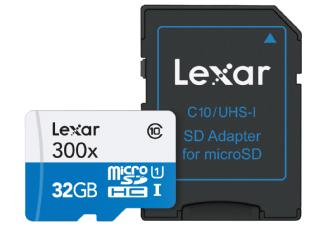 LEXAR LSDMI32GBB1EU300A 32GB für nur 10€ bei Media Markt !