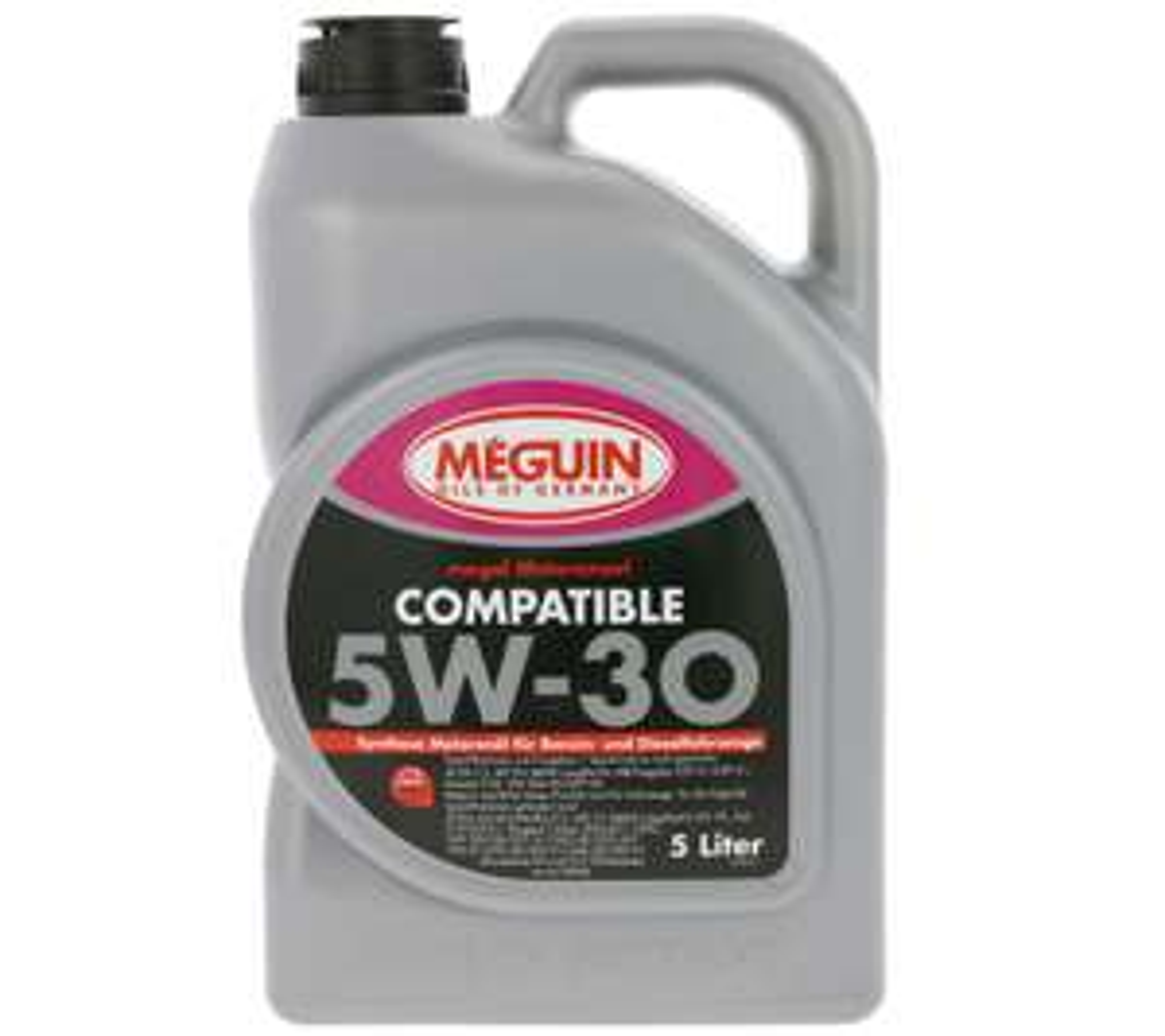 [Outlet46] 5L MEGUIN Megol Compatible Longlife Motoröl 5W-30 VW 504 00 | 507 00
