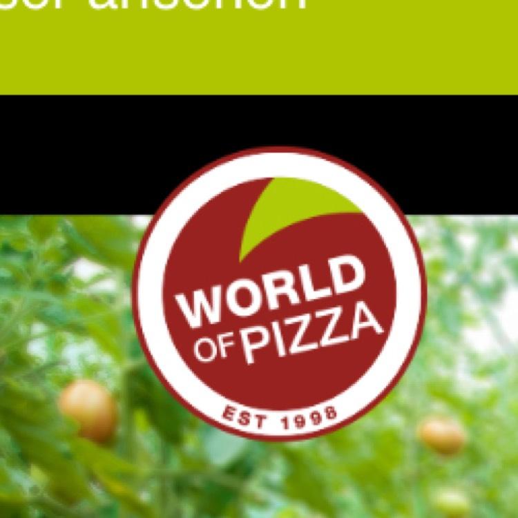 World of Pizza: 35% Rabatt auf Bestellung