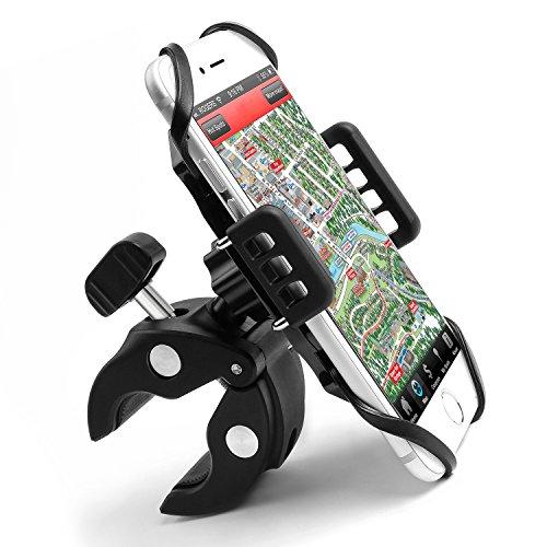 Universal Handyhalter für Fahrrad und co. iPhone 7/ 6/ /6s /6 plus /5s Samsung Galaxy s7 /s6 /s5