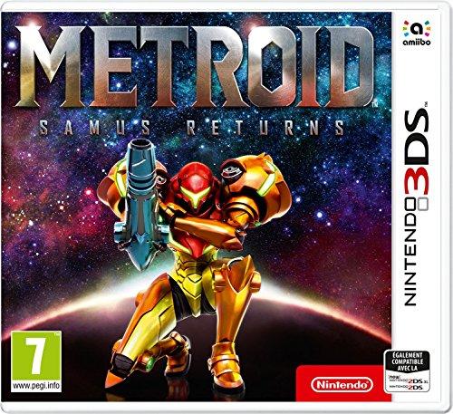 [Amazon.fr] Vorbestellung Metroid Samus Returns für 33,13€ inkl. Versand