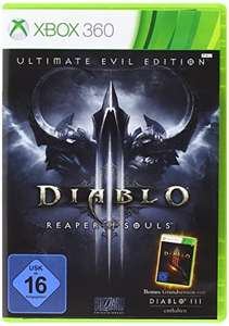 Diablo 3: Reaper of Souls - Ultimate Evil Edition (Xbox 360) für 11,46€ (Amazon Prime)