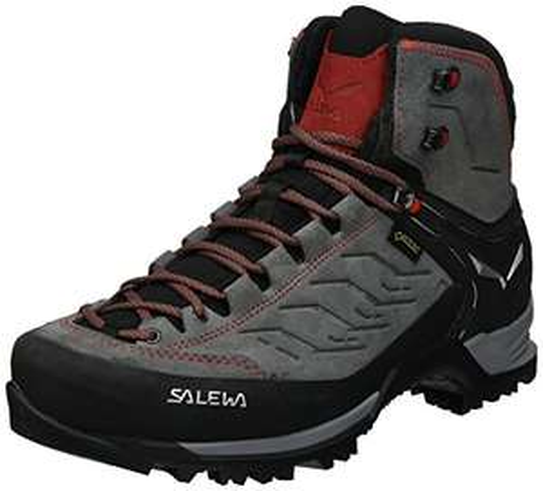 Salewa Herren Ms Mtn Trainer Mid Gore-Tex Trekking-& Wanderstiefel - Größe 43