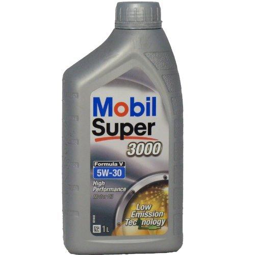 Mobil Super 3000 Formula V 5W-30 Longlife III Motorenöl, 1 Liter für 5,20€ [Amazon Prime]