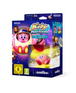 [redcoon.de] Kirby: Planet Robobot + amiibo Kirby (3DS)