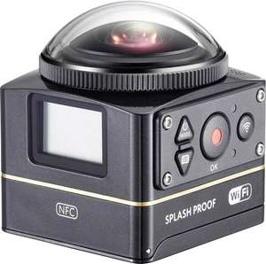 [Conrad] Kodak Pixpro SP360 4K Actioncam - BK6 Action Cam Aqua Sport Pack + Kühltasche gratis