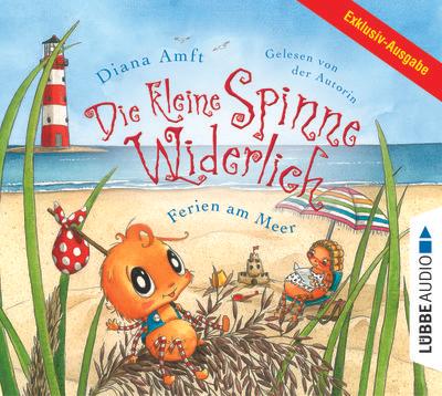 Diana Amft: Die kleine Spinne Widerlich - Ferien am Meer Für Kinder ab 3 Jahren