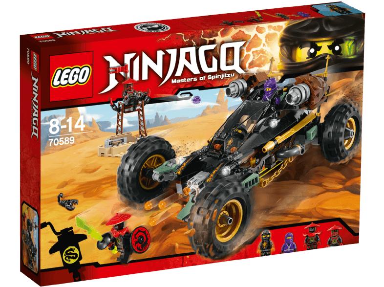 Lego Ninjago 70589 Felsen-Buggy für 23,99€ inkl. VSK bei [Saturn]