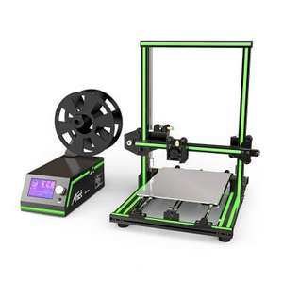 Anet E10: 3D-Drucker *neues Modell* (CR-10 Konkurrent), Aluminium, 2x Z-Motor (Gearbest)