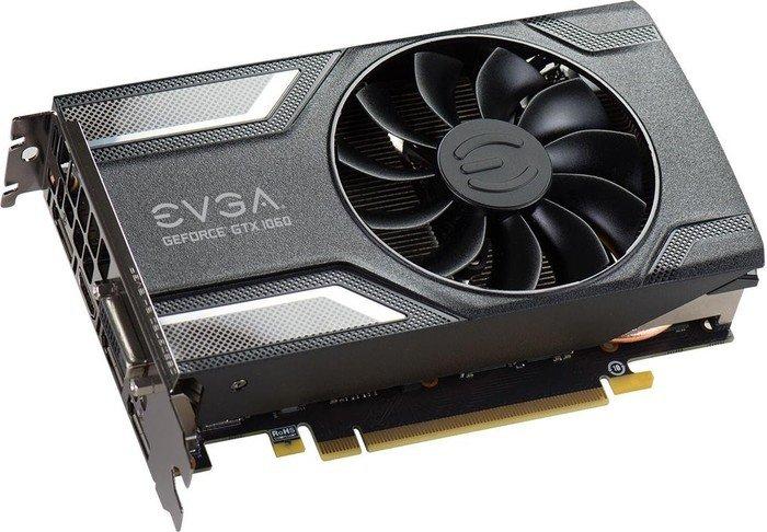 EVGA GeForce GTX 1060 SC Gaming (6GB) + Rocket League für 235,07€ [Amazon.fr]