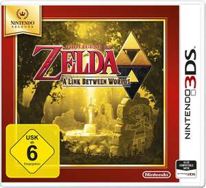 The Legend of Zelda: A Link Between Worlds (3DS) für 11,76€ (Amazon Prime)