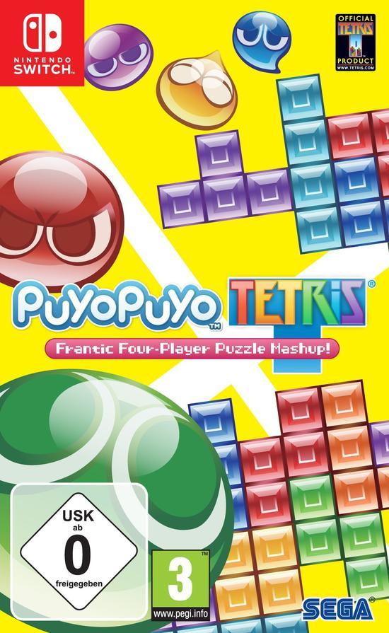 Puyo Puyo Tetris (Switch) für 24,99€ (GameStop)
