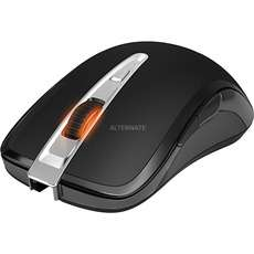 [alternate] SteelSeries Sensei Wireless Laser-Gaming-Maus (drahtlos, 8 Tasten, 8.200 dpi, 30G) schwarz