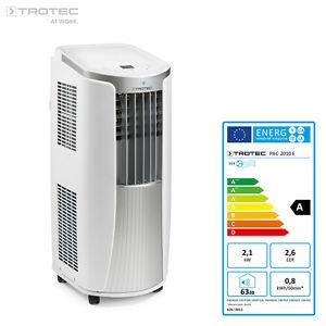 TROTEC PAC 2010 E Lokales Klimagerät Mobile Klimaanlage