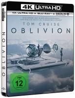 Oblivion - 4K Ultra HD Blu-ray + Blu-ray + Digitale Kopie für 18,49€ (Media Dealer)