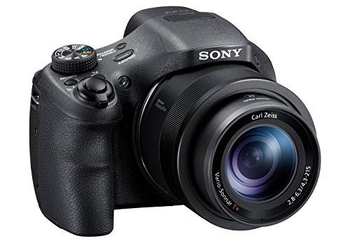 Sony Cyber-shot DSC-HX350 Kompaktkamera schwarz [Amazon.fr Blitzangebot]