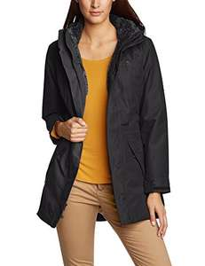 Jack Wolfskin Wintermantel Damen 5th Avenue Gr. M black