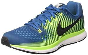 Nike Air Zoom Pegasus 34 industrial Blue in 41