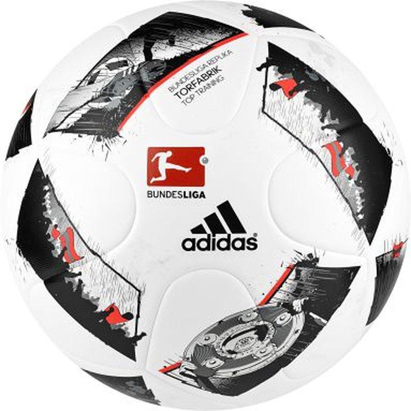 adidas DFL Torfabrik 2016/2017 Top Training - Gr.5 und Derbystar Hyper TT für 17,90 incl Versand mit NL-Gutschein für 12,90 €