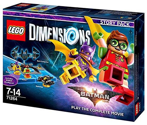Einige gute Preise für Lego Dimensions Sets bei [Amazon.fr] z.B. Lego Dimensions Story Pack Lego Batman Movie für 20,11€ statt ca. 35€