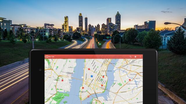 City Maps 2Go Pro [Android / iOS] kostenlos dank CHIP.DE