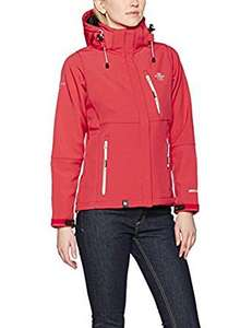 Geographical Norway - Damen Sweatjacke Tehouda rot in M @Amazon.de