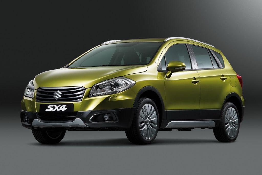 [Privatleasing] Suzuki SX4 S-Cross mit Tageszulassungen ab 173,67€ / Monat bei 36 Monaten und 10.000km p.a. mit LF 0,66