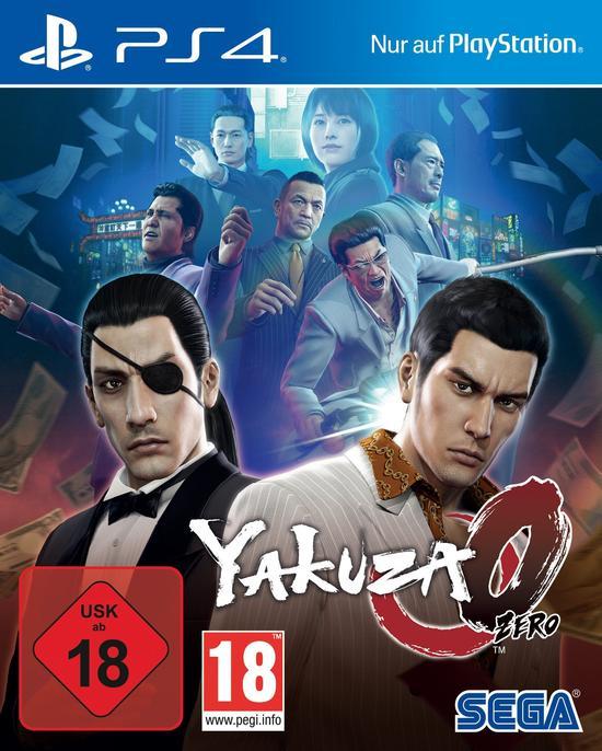 Yakuza Zero (PS4) für 24,99€ (GameStop)