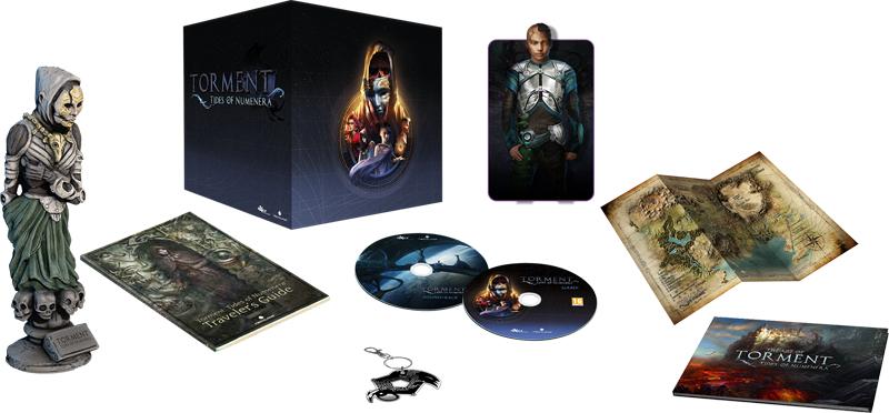 Torment: Tides of Numenera Collectors Edition (PS4) für 54,99€ (GameStop)