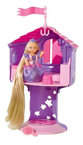 Evi Love Puppe im Rapunzelturm
