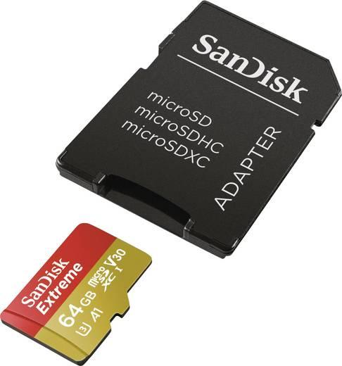 Sandisk Extreme v30 microSDXC mit 64GB Class 10 / U3 für 26,77€ [Conrad]