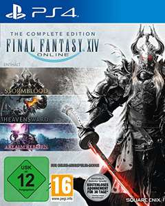 Final Fantasy XIV Complete Edition [PS4] für 36,99€ (Amazon)