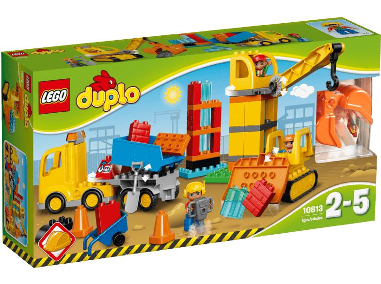 Lego Duplo: 10813 Große Baustelle für 29€ // 10827 Mickys Strandhaus für 19€ // 10828 Tierpflegesalon für 15€ [Amazon Prime + Saturn]