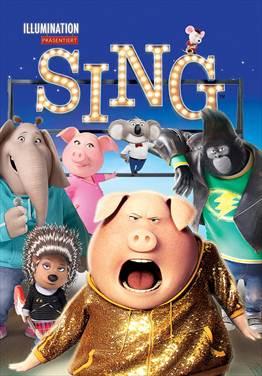 »Sing« für 0,99€ (HD) bei Videoload leihen
