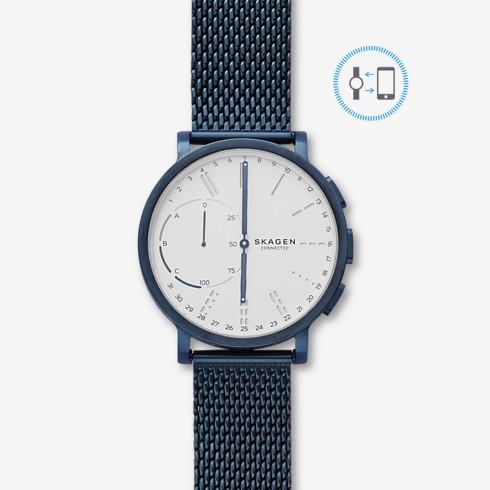 Skagen Hagen Connected Hybrid Smartwatch - Milanaise und auf alle anderen Sale Artikel 20% Rabatt
