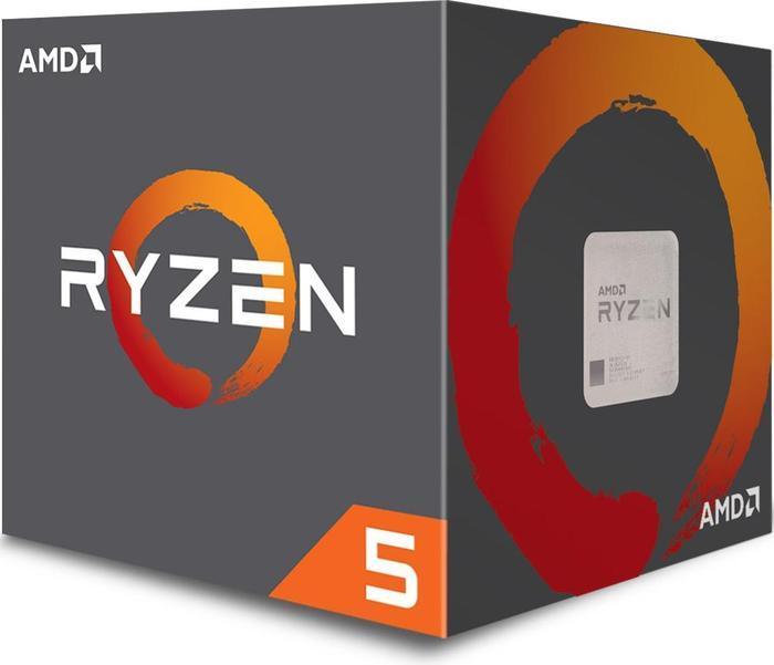 AMD Ryzen 5 1600 6x 3,2 Ghz AM4 Boxed mit Wraith Spire Lüfter