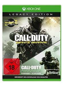 Lokal! Call of Duty Infinite Warfare Legacy Edition Xbox One