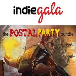 [STEAM] The Postal Party Bundle @ Indie Gala