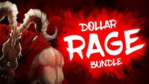 Dollar Rage Bundle mit 25 Steam Keys für 1,09€ (Bundlestars)