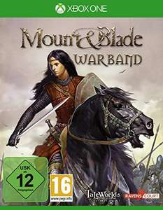 Mount & Blade: Warband (HD) (Xbox One) für 6,99€ (Amazon Prime)