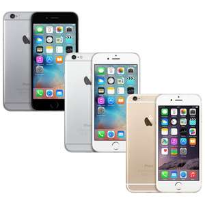 Apple iPhone 6 refurbished - 16/64/128GB - Ohne Simlock [online: Sim-Buy]