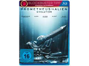 [MM marktanlieferung/ Amazon Prime] Prometheus to Alien - The Evolution Bluray Box [Blu-ray]