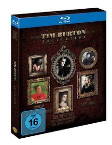 Tim Burton Blu-ray Collection (3 Filme) für 5,99€ u.a. Charlie und die Schokoladenfabrik bei [ebay Alphamovies]