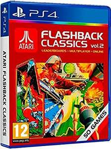 Atari Flashback Classics Volume 2 für PS4 [Amazon.fr]