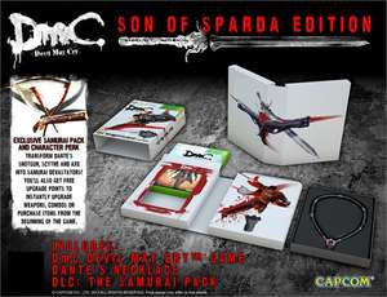 """Devil May Cry 5 Special Edition """"Son of Sparda"""" (Xbox 360) für 6,86€ (GameStop)"""