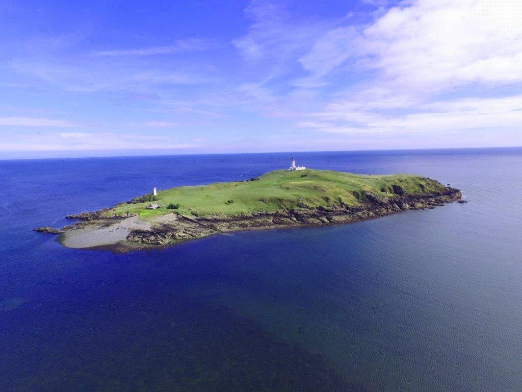 Little Ross Island in Schottland im Angebot